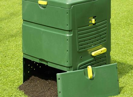 aeroplus 6000 compost bin door off