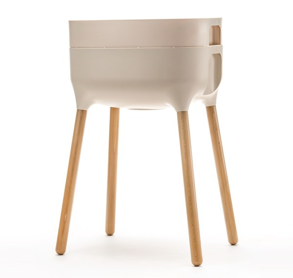 urbalive tall self water ivory