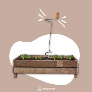 tumbleweed compost aerator