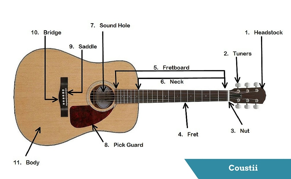 Diagram Of Electric Guitar On Diagram Images Free Download Images