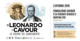 Da Leonardo a Cavour. La visione del cambiamento