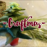 Craftmas – Mon sapin rigolo