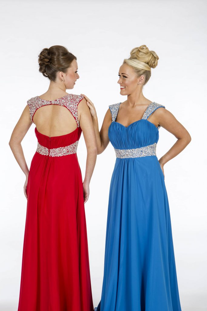 Pf 9135 Red And Blue  Wedding Dresses Sussex  Wedding