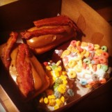 Confectionery goodness from Voodoo Doughnuts