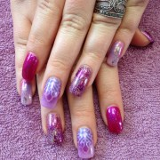 nail salon services art
