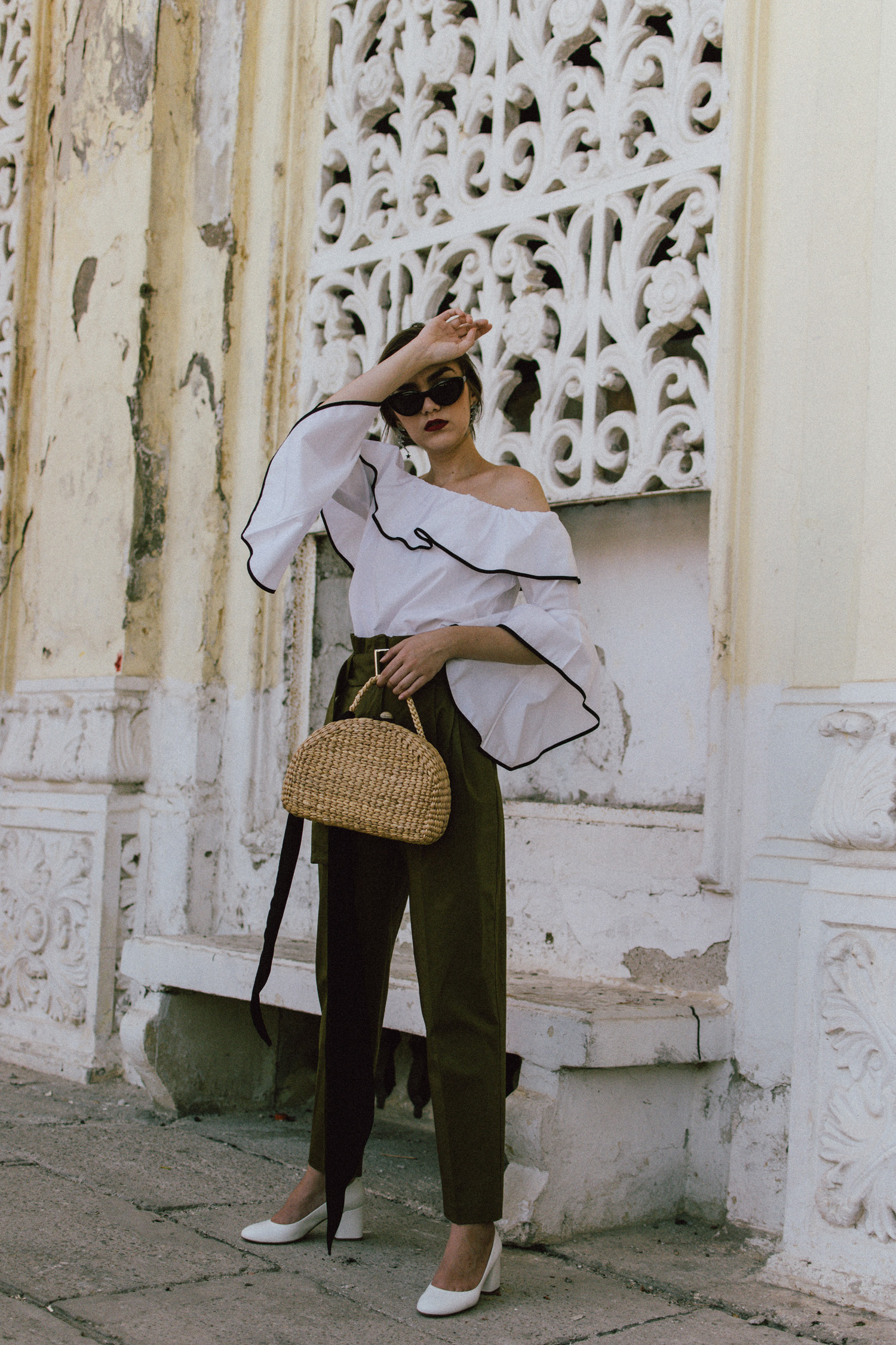 The High Waisted Trousers Trend Love It Or Leave It