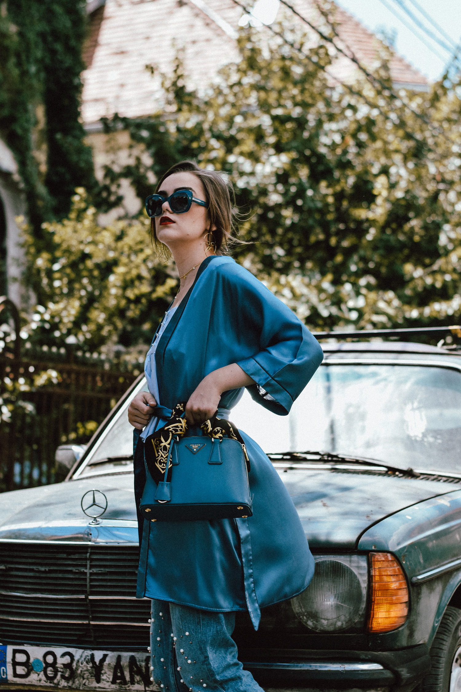 Why You Should Invest In A Quot Grown Up Quot Kimono In Your Mid