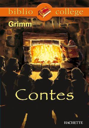 Telecharger Les Contes De Grimm : telecharger, contes, grimm, Bibliocollège, Contes,, Grimm, EBook