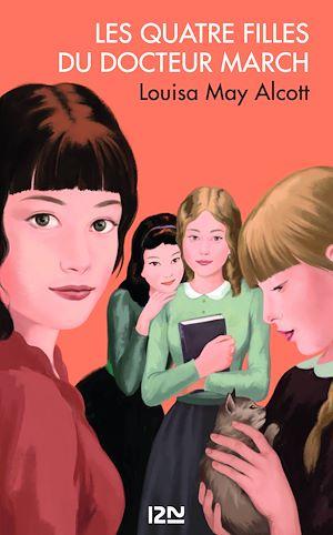 Les 4 Filles Du Docteur March Livre : filles, docteur, march, livre, Quatre, Filles, Docteur, March, Louisa, Alcott, EBook