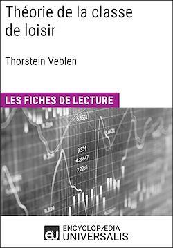 Théorie De La Classe De Loisir : théorie, classe, loisir, Théorie, Classe, Loisir, Thorstein, Veblen, EBook