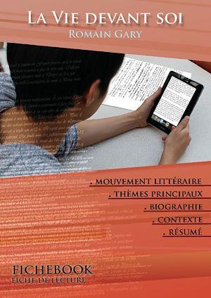 La Vie Devant Soi Analyse : devant, analyse, Fiche, Lecture, Devant, Résumé, Détaillé, Analyse, Lit...
