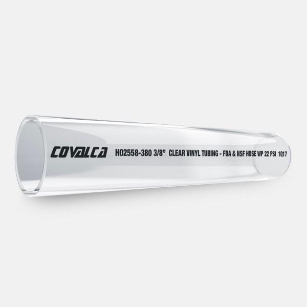 H02558 1 - H02558 Manguera o Tubo de PVC - FDA y NSF