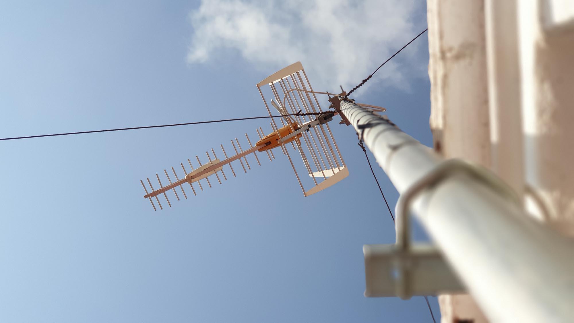 REPARamos antenas