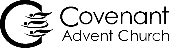 Covenant Advent logo