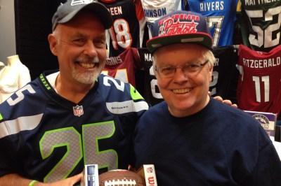 West Coast-East Coast Wager on Super Bowl