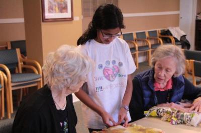 Senior Health: The Power of Volunteering