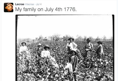 Lecrae July 4 Tweet Sparks Controversy