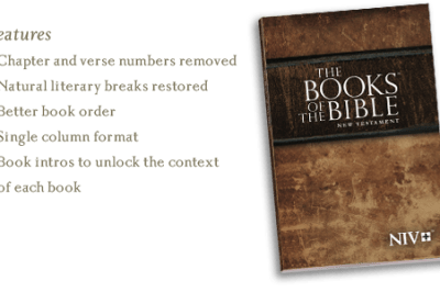 Group Wasn't Excited about Bible Version but Converted