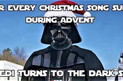 Why Not Christmas Carols During Advent?