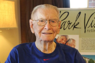 105-Year-Old Cubs Fan Can Finally Relax