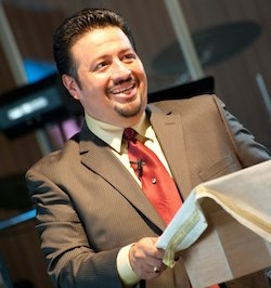 Danny Martinez Nominated for Central Conference Superintendent