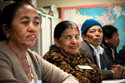 Voices: Reflections on Fear and Hope in Refugee Resettlement from the Frontlines
