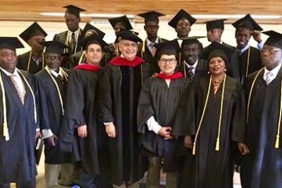 CHET Kenyan Students First to Graduate New Program