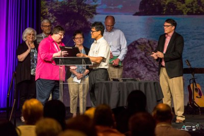 Missionaries Honored