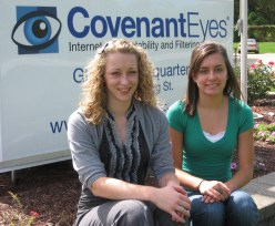 Covenant Eyes Scholarship Recipients