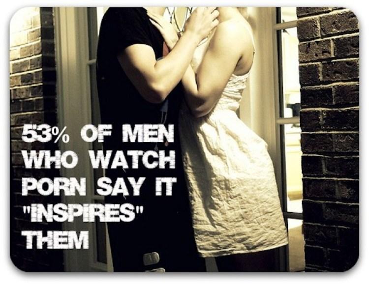 porn inspires them