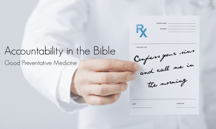 Accountability in the Bible