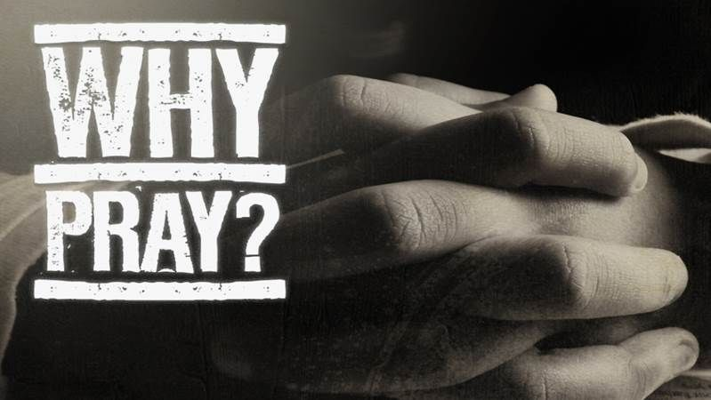 why pray blog at covenant fellowship church praying hands