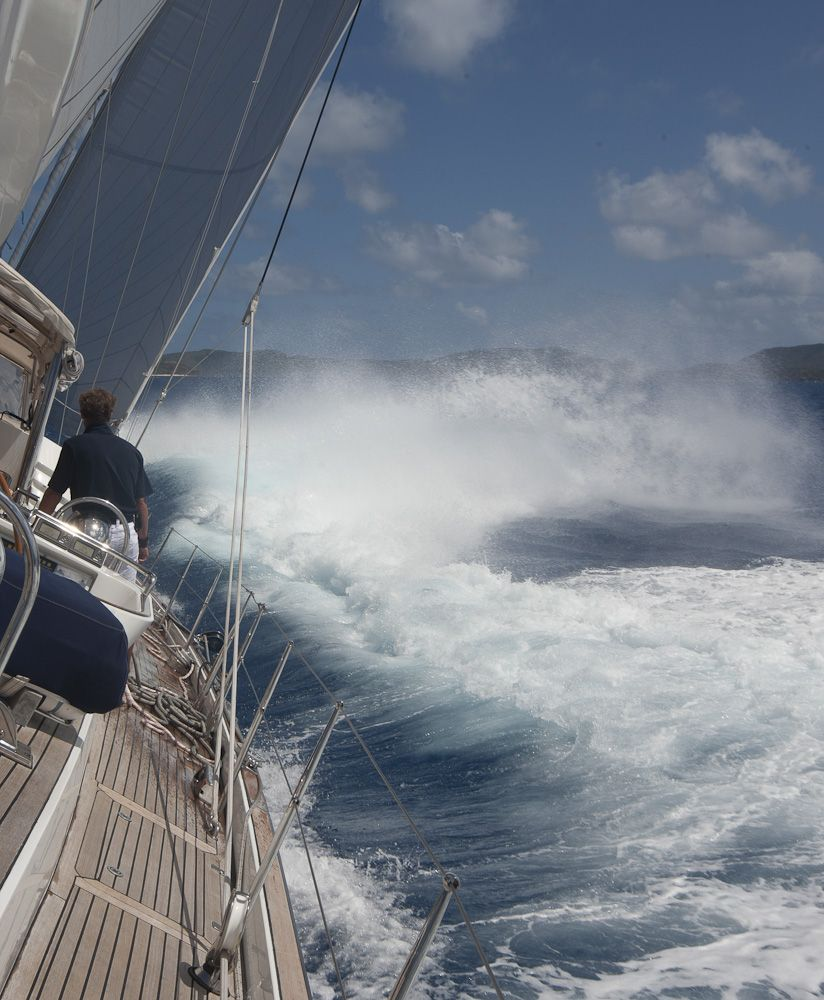 man sailing rough seas key battles covenant fellowship church okc blog