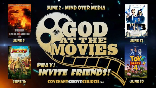 God at the Movies