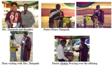 Dec 2013 Graduation - What Did Jesus Say Ministry - 5