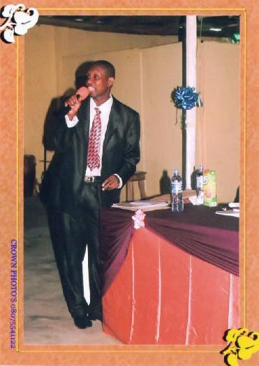 Pastor Peter Okoh