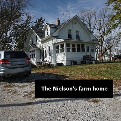 The Nielson's home