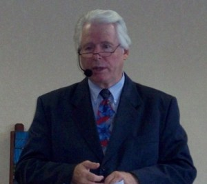 Pastor Chuck Longworth