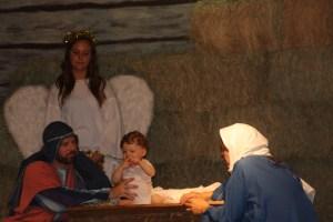 Living Nativity 2016