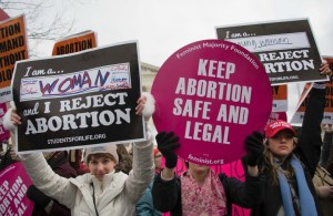 I'm a Woman and I Reject Abortion - Keep Abortion Safe and Legal