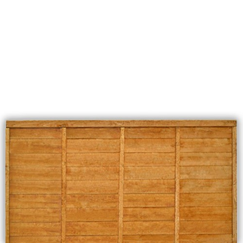 6 Ft X 3ft Fence Panels