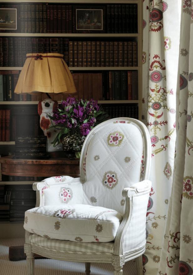 Kit Kemp for Chelsea Textiles  COVER Magazine Carpets