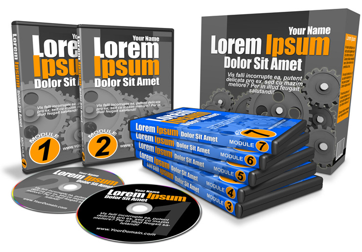 Download 7 DVDs with Box Combo Mockup | Cover Actions Premium ...