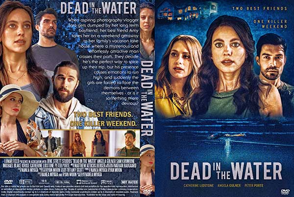 Dead in the Water (2021) DVD Cover
