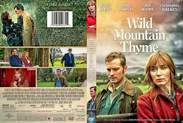 Wild Mountain Thyme (2021) DVD Cover