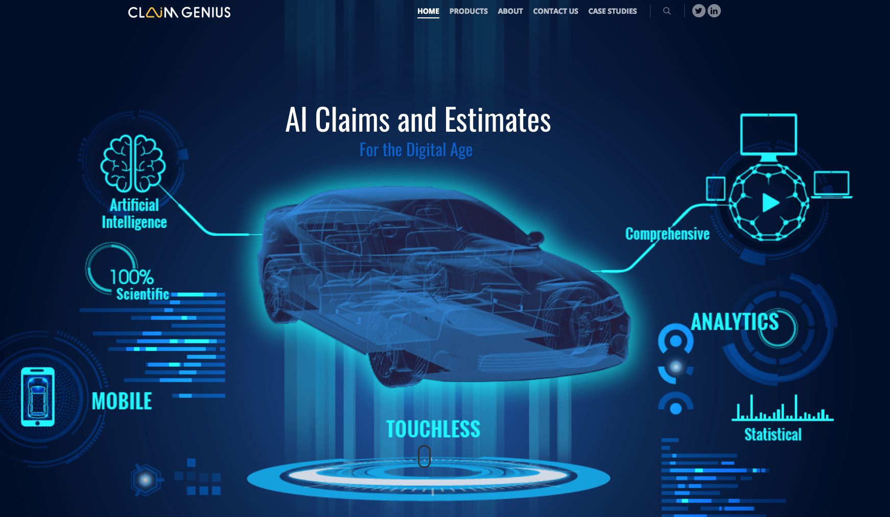 Crawford  Company Partners With Claims Genius
