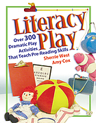 Cover of Literacy Play by Sherrie West and Amy Cox