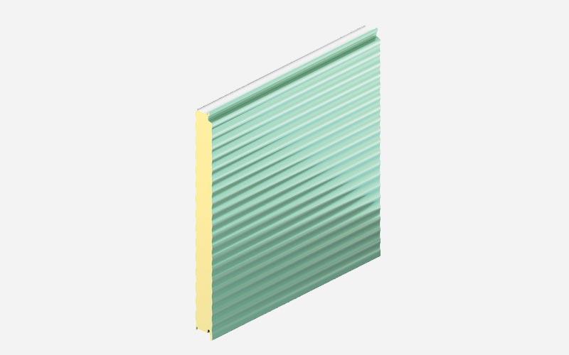Kingspan Wave wall panel