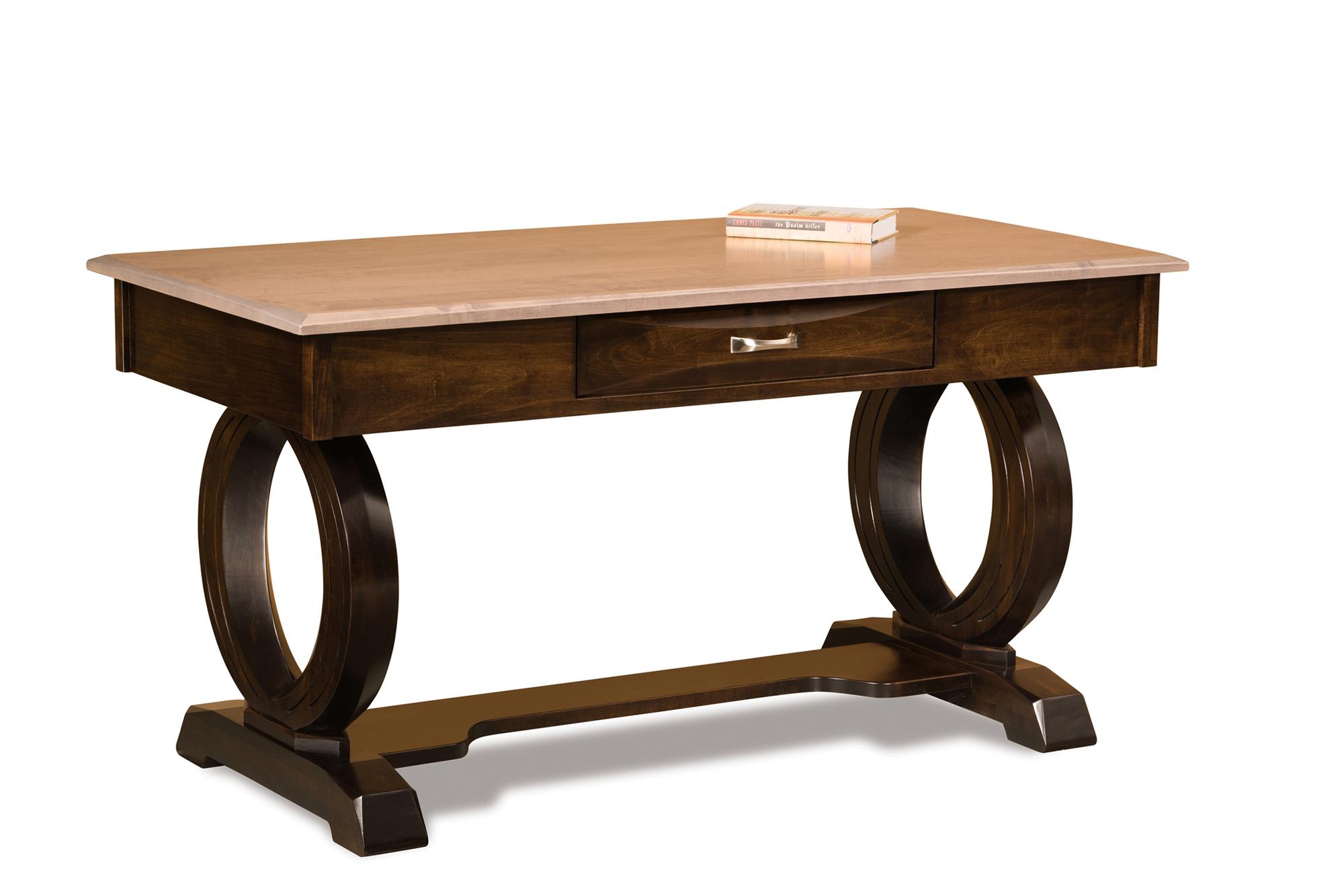 Saratoga Writing Desk  Amish Furniture Store  Mankato MN