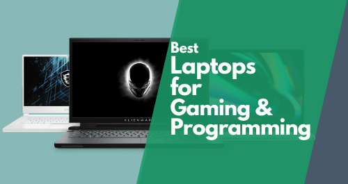 Top 10 Best Laptops For Gaming & Programming
